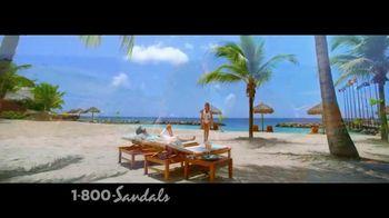 Sandals Grenada TV Spot, 'Swim in the Sky'