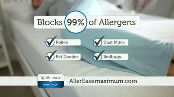 AllerEase Maximum TV Spot, 'Blocks Allergens' - Thumbnail 6