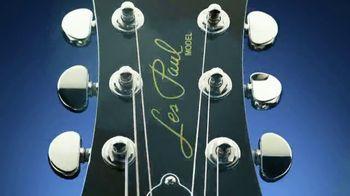 Guitar Center Guitarathon TV Spot, 'Les Paul and Epiphone' Song by Nina Strauss