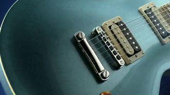 Guitar Center Guitarathon TV Spot, 'Les Paul and Epiphone' Song by Nina Strauss - Thumbnail 2