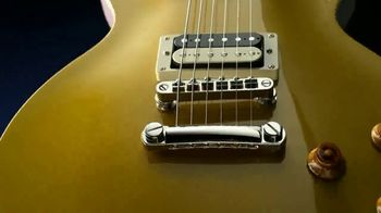Guitar Center Guitarathon TV Spot, 'Les Paul and Epiphone' Song by Nina Strauss - Thumbnail 3