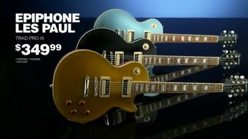 Guitar Center Guitarathon TV Spot, 'Les Paul and Epiphone' Song by Nina Strauss - Thumbnail 6