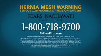 Fears Nachawati TV Spot, 'Hernia Surgery Patients' - Thumbnail 6