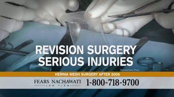 Fears Nachawati TV Spot, 'Hernia Surgery Patients' - Thumbnail 5