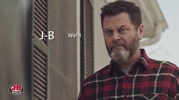 J-B Weld TV Spot, 'Scooter' Featuring Nick Offerman - Thumbnail 2