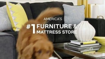 Ashley HomeStore Lowest Prices of the Season TV Spot, 'Queen Mattresses' Song by Midnight Riot - Thumbnail 6
