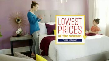 Ashley HomeStore Lowest Prices of the Season TV Spot, 'Queen Mattresses' Song by Midnight Riot - Thumbnail 1
