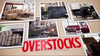 La-Z-Boy Markdown Madness TV Spot, \'Closeouts & Overstock\'