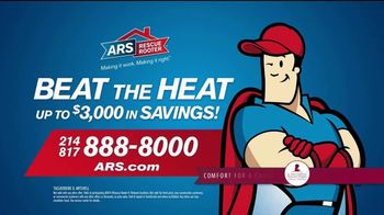 ARS Rescue Rooter TV Spot, 'Beat the Heat: Buy Back' - Thumbnail 9