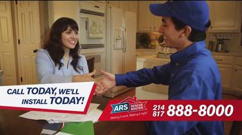 ARS Rescue Rooter TV Spot, 'Beat the Heat: Buy Back' - Thumbnail 7