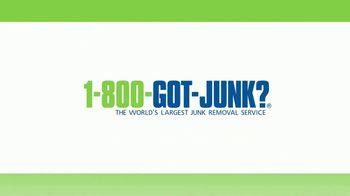 1-800-GOT-JUNK TV Spot, 'Keep Up-to-Date' - Thumbnail 5