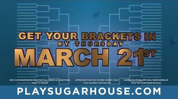 SugarHouse TV Spot, 'Perfect Brackets' - Thumbnail 9