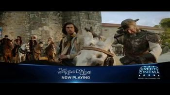 DIRECTV Cinema TV Spot, 'The Man Who Killed Don Quixote' - Thumbnail 4