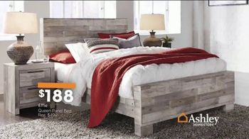 Ashley HomeStore Lowest Prices of the Season TV Spot, 'Beds, Dining and Sofas' Song by Midnight Riot - Thumbnail 4