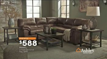 Ashley HomeStore Lowest Prices of the Season TV Spot, 'Beds, Dining and Sofas' Song by Midnight Riot - Thumbnail 8