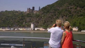 AmaWaterways TV Spot, 'Watching the World Go By' - Thumbnail 8
