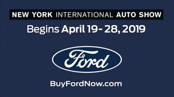 2020 Ford Escape TV Spot, 'New York International Auto Show' [T2] - Thumbnail 6