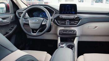 2020 Ford Escape TV Spot, 'New York International Auto Show' [T2] - Thumbnail 3