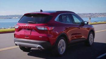 2020 Ford Escape TV Spot, 'New York International Auto Show' [T2] - Thumbnail 4