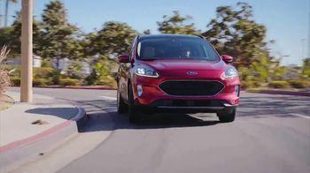 2020 Ford Escape TV Spot, 'New York International Auto Show' [T2] - Thumbnail 5