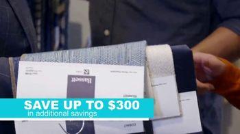 Bassett Custom Furniture Sale TV Spot, 'Before You Buy' - Thumbnail 3