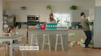 Boxed Wholesale TV Spot, 'Paper Towels'