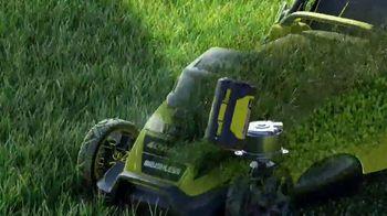 Ryobi 40V Lithium Cordless Lawn Mower TV Spot, 'The Cordless Revolution Has Arrived' - Thumbnail 4