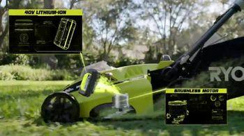 Ryobi 40V Lithium Cordless Lawn Mower TV Spot, 'The Cordless Revolution Has Arrived' - Thumbnail 5