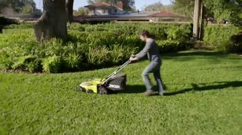 Ryobi 40V Lithium Cordless Lawn Mower TV Spot, 'The Cordless Revolution Has Arrived' - Thumbnail 7