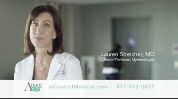 InControl Medical Attain TV Spot, 'Bathroom Rush' - Thumbnail 5
