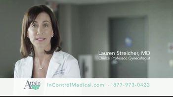 InControl Medical Attain TV Spot, 'Bathroom Rush' - Thumbnail 6