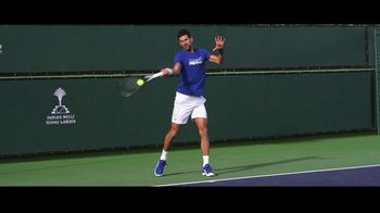 Tennis Warehouse TV Spot, 'Asics Brandography' Featuring Novak Djokovic