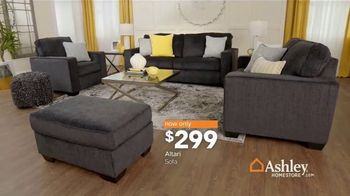 Ashley HomeStore Lowest Prices of the Season TV Spot, 'Bedroom Essentials' Song by Midnight Riot - Thumbnail 6