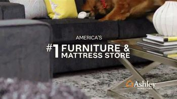 Ashley HomeStore Lowest Prices of the Season TV Spot, 'Bedroom Essentials' Song by Midnight Riot - Thumbnail 9