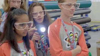 Discovery Education TV Spot, '2019 Young Scientist Challenge'