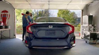 Honda Dream Garage Spring Event TV Spot, 'Cleaning' [T2] - Thumbnail 7