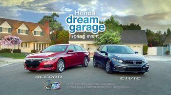 Honda Dream Garage Spring Event TV Spot, 'Cleaning' [T2] - Thumbnail 8