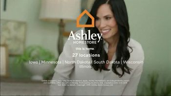 Ashley HomeStore Lowest Prices of the Season TV Spot, 'Chime and Tempur-Pedic' Song by Midnight Riot - Thumbnail 6