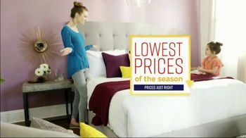 Ashley HomeStore Lowest Prices of the Season TV Spot, 'Chime and Tempur-Pedic' Song by Midnight Riot - Thumbnail 2