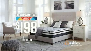 Ashley HomeStore Lowest Prices of the Season TV Spot, 'Chime and Tempur-Pedic' Song by Midnight Riot - Thumbnail 3