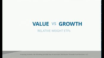Direxion Investments Relative Weight ETFs TV Spot, 'Relative Value Investing' - Thumbnail 8
