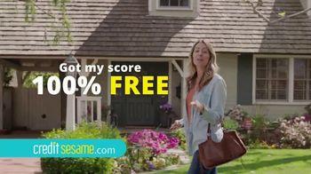 Credit Sesame TV Spot, 'No Idea About Credit Score' - Thumbnail 2