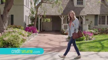 Credit Sesame TV Spot, 'No Idea About Credit Score' - Thumbnail 3