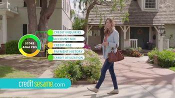 Credit Sesame TV Spot, 'No Idea About Credit Score' - Thumbnail 4