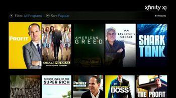 XFINITY X1 TV Spot, 'CNBC: Anywhere, Anytime' - Thumbnail 4