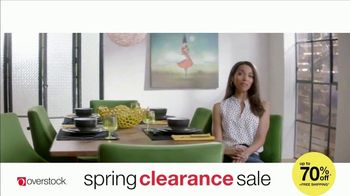 Overstock.com Spring Clearance Sale TV Spot, 'Table Runner' - Thumbnail 5
