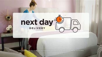 Ashley HomeStore Lowest Prices of the Season TV Spot, 'Next Day Delivery' Song by Midnight Riot - Thumbnail 7