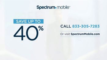 Spectrum Mobile Unlimited Data TV Spot, 'No Limitations' - Thumbnail 8