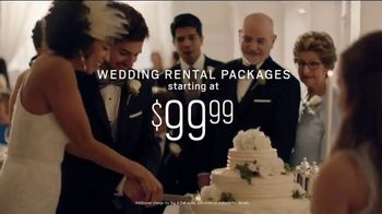 Men's Wearhouse TV Spot, 'Wedding Rental Packages: Joe Express Suits' Song by Free - Thumbnail 5