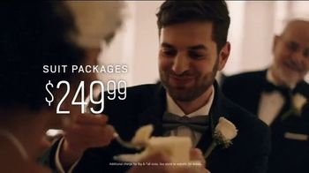 Men's Wearhouse TV Spot, 'Wedding Rental Packages: Joe Express Suits' Song by Free - Thumbnail 6